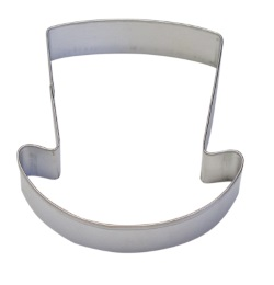 Top Hat Cookie Cutter LARGE