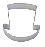 Top Hat Cookie Cutter THUMBNAIL