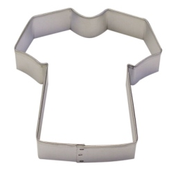 T-Shirt Cookie Cutter LARGE