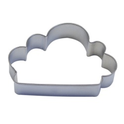 Cloud Cookie Cutter LARGE