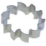 Sun Cookie Cutter THUMBNAIL