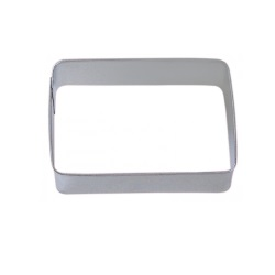 Rectangle Cookie Cutter - 3-1/2""