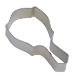 Hand Mirror Cookie Cutter - Fancy