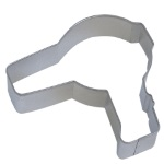 Hair Dryer Cookie Cutter