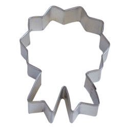 Medallion / Ribbon  Cookie Cutter LARGE