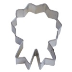 Medallion / Ribbon  Cookie Cutter