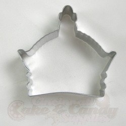 Crown Cookie Cutter - Byzantine LARGE