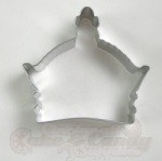 Crown Cookie Cutter - Byzantine