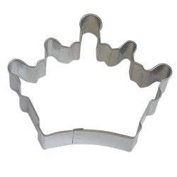 Crown Cookie Cutter - Queen LARGE