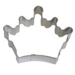 Crown Cookie Cutter - Queen