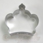Crown Cookie Cutter - Imperial