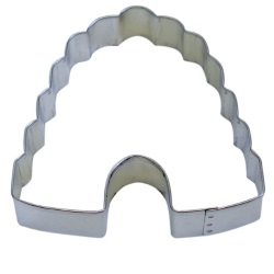Beehive Cookie Cutter LARGE