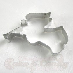 Angel Cookie Cutter - W/Trumpet