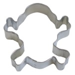 Skull & Crossbones Cookie Cutter