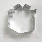 Gift Cookie Cutter - 3-1/4""