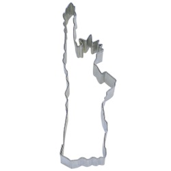 Statue of Liberty Cookie Cutter_LARGE