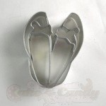 Shoe Cookie Cutter - Slippers