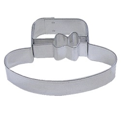 Ladies Hat Cookie Cutter - 2-1/4""