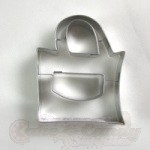 Ladies Purse Cookie Cutter