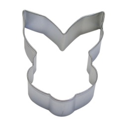 Bunny Face Cookie Cutter LARGE