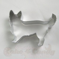 Dog - Corgi Cookie Cutter