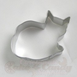 Cat Cookie Cutter - Cozy Cat