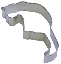 "Cat Cookie Cutter - 4"" LARGE"