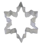 Snowflake Cookie Cutter - 3-1/2""