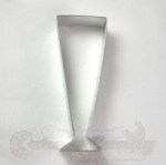 Pilsner Glass Cookie Cutter