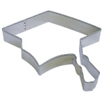 Graduation Cap Cookie Cutter_THUMBNAIL