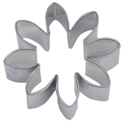 "Flower Cookie Cutter - 2 1/4"" LARGE"