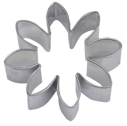 "Flower Cookie Cutter - 3""_LARGE"