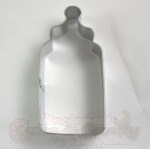 Baby Bottle Cookie Cutter - 4""