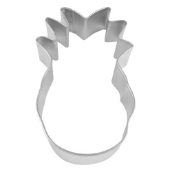 "Pineapple Cookie Cutter - 3-3/4"" LARGE"