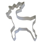 "Reindeer Cookie Cutter - 5"" THUMBNAIL"