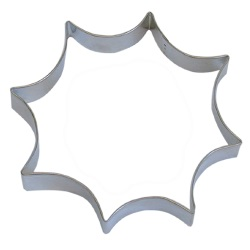 "Spider Web Cookie Cutter - 6"" LARGE"