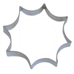 "Spider Web Cookie Cutter - 6"" THUMBNAIL"