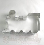 Train - Locomotive Cookie Cutter - 5""