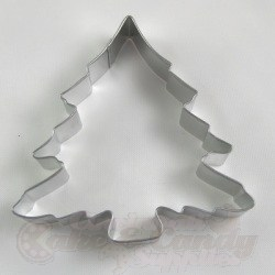 "Christmas Tree Cookie Cutter - 5"" Full"
