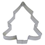 "Christmas Tree Cookie Cutter - 5-1/8"" THUMBNAIL"