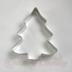 Christmas Tree Cookie Cutter - 5""