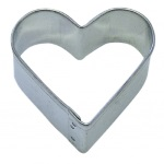 Heart Cookie Cutter - 5""