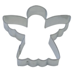 "Angel Cookie Cutter - 5"" LARGE"