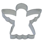 "Angel Cookie Cutter - 5"" THUMBNAIL"