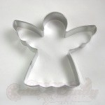 Angel Cookie Cutter - 5""