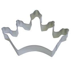 Crown Cookie Cutter - Large