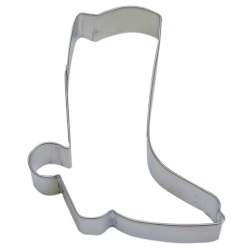 "Cowboy Boot Cookie Cutter - 5"" LARGE"