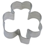 Shamrock Cookie Cutter - 5""