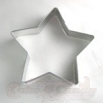 Star Cookie Cutter - 4 1/2""