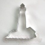 Lighthouse and Cliffs Cookie Cutter